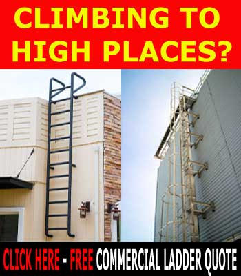 Commercial Fixed Ladders